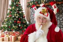 shushing-santa